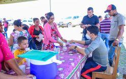 Deputado Jenilson Leite e vereadora Neiva Badotti participa de ação de saúde na comunidade Pão de Açúcar, na zona rural de Brasiléia 8
