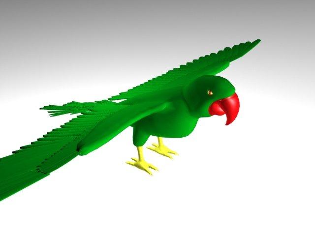 telugu parrot story for kids