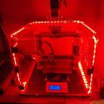 3D-Drucker Gehäuse/Vitrine für Prusa und/oder Ender3