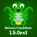 New release candidate: 1.5.0rc1
