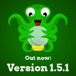 OctoPrint 1.5.1 erschienen