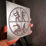 💞 Mr. Beam II Dreamcut - Glas gravieren