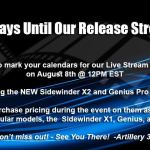 Sidewinder X2 and Genius Pro Release Review