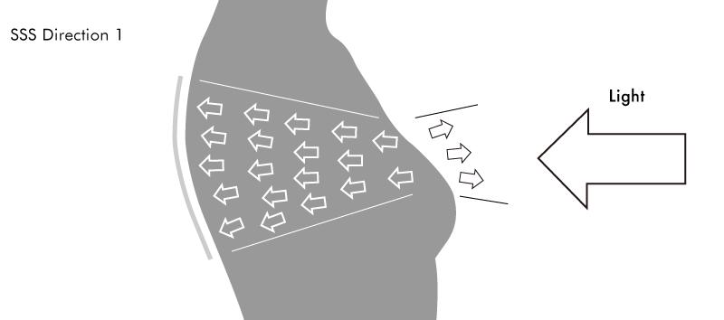 SSS Direction 1 の場合