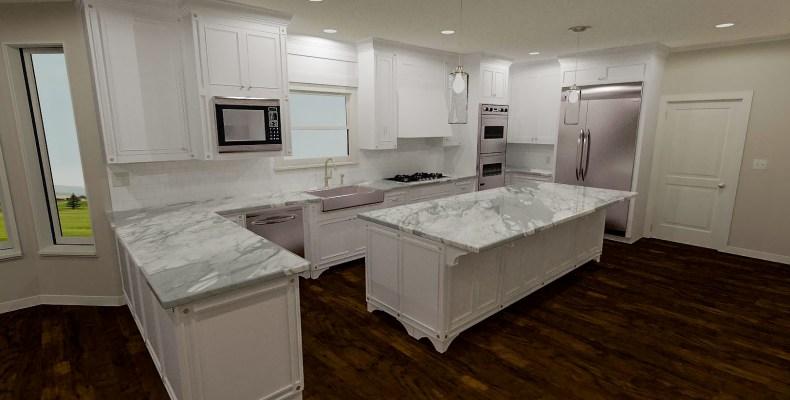 Interactive 3D Home Design