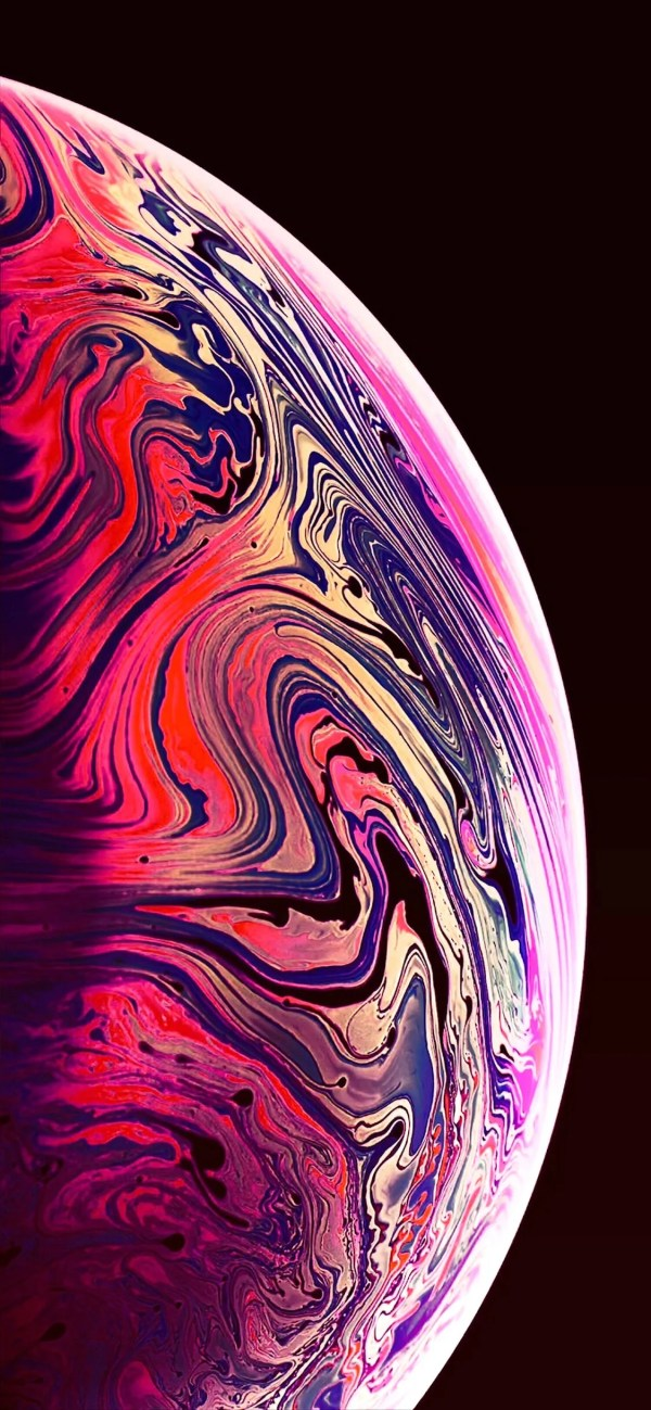 iPhone XS Wallpaper Home Screen | 2020 3D iPhone Wallpaper
