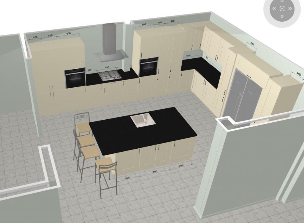 Draw Your Own Kitchen Online
