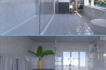 DL Modern Bathroom