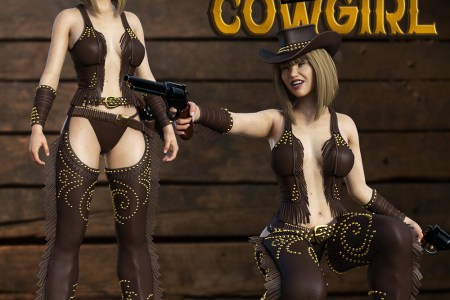 Fantasy CowGirl for G8 Females