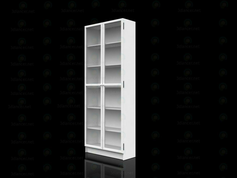 Descarga Gratuita Del Modelo 3d Estantería De Ikea Con