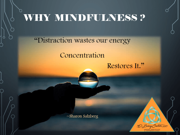 WhyMindfulness