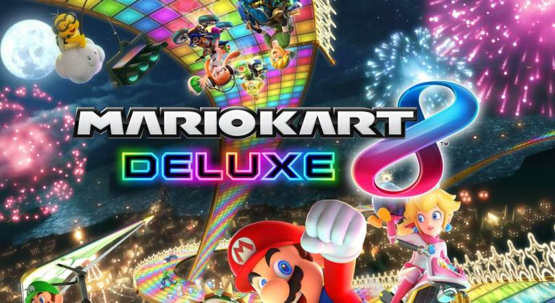 Mario Kart 8 Deluxe - PC Download Full Cracked Game