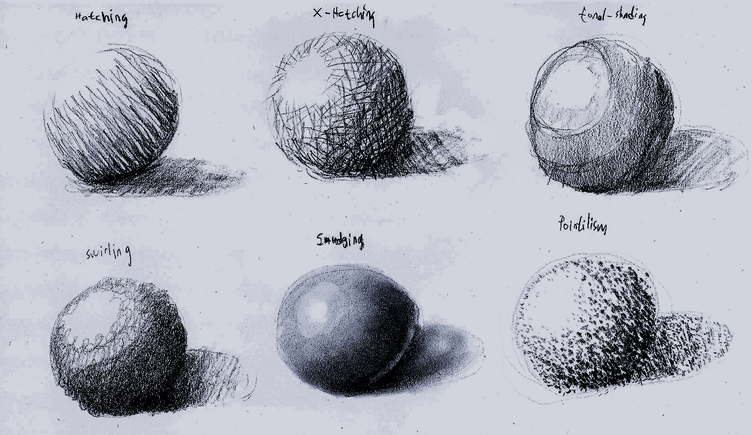 Shading Techniques And Search