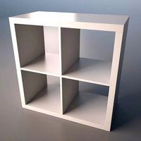 kallax 3d models