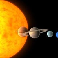 Solar System 3D Model Details