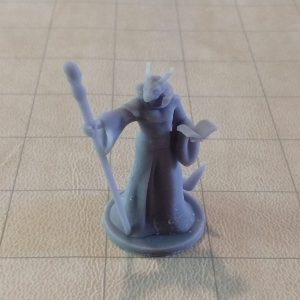 Adventurers/NPCs Dragonborn Wizard