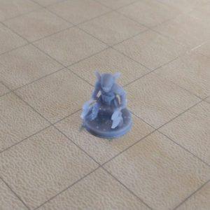 Miniatures Goblin Barbarian
