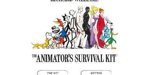 The Animator's Survival Kit for iPad