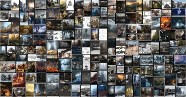 Massive Concept Inspiration folder V1