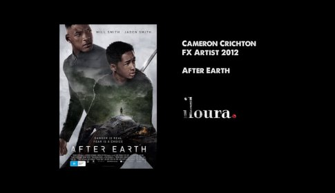 After Earth fur and vissual effects