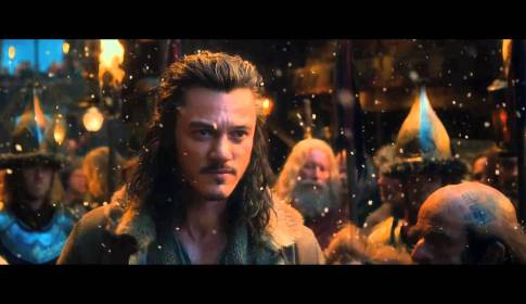 The Hobbit: The Desolation of Smaug - Official Trailer #1