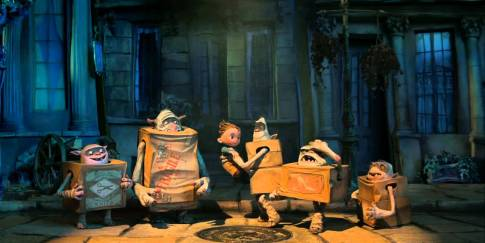 The BoxTrolls Theatrical Teaser