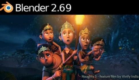 Blender2.69