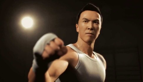 《武之夢 A Warrior's Dream》 Donnie yen VS Bruce Lee