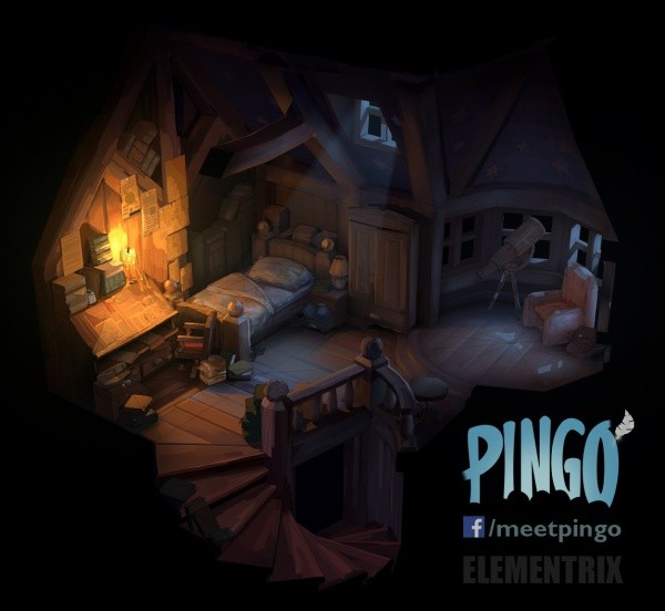 rooms for Pingo