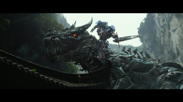 Transformers Age Of Extinction Teaser