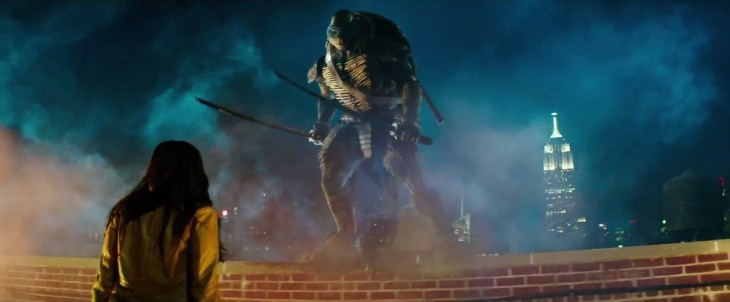 TEENAGE MUTANT NINJA TURTLES - Official Trailer