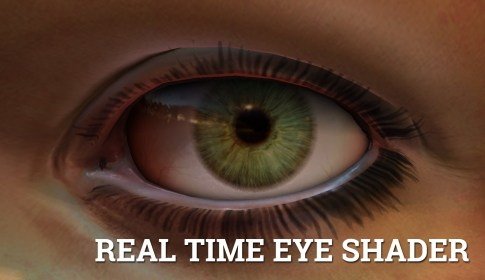 Ella Svahn - Real Time EyeShader 2.0