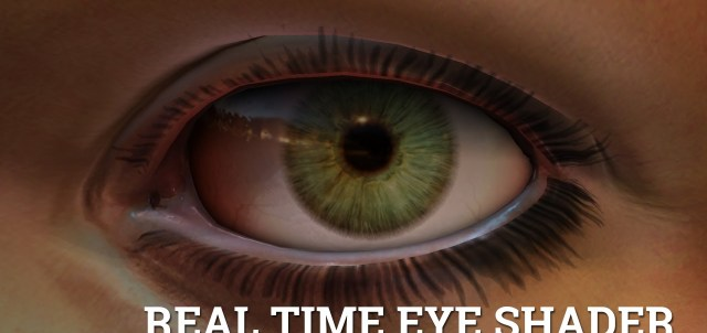 Ella Svahn - Real Time EyeShader 2.0