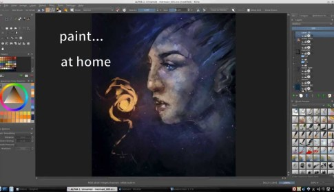 Krita Gemini Early Access is Now Open