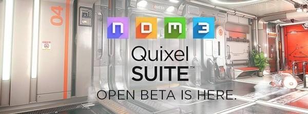 Quixel SUITE OPEN BETA IS HERE