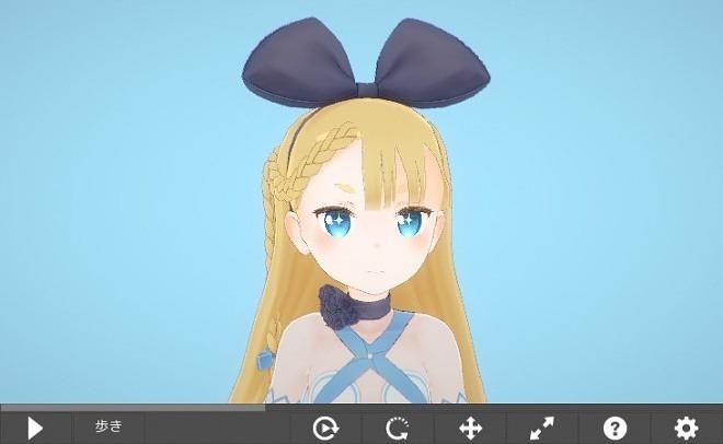 ニコニ立体ちゃん 3D
