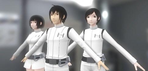 シドニア堂 - TVアニメ「シドニアの騎士」公式3Dモデル
