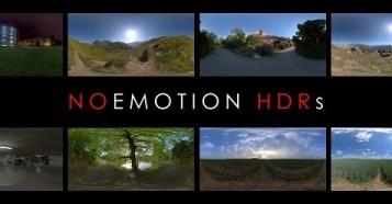 NoEmotion HDRs