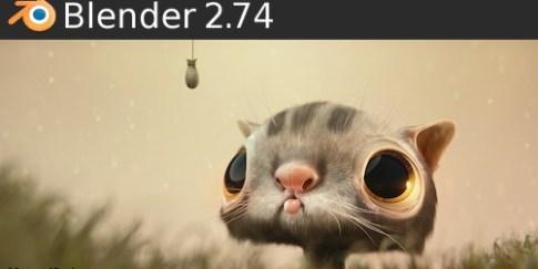 Blender 2.74