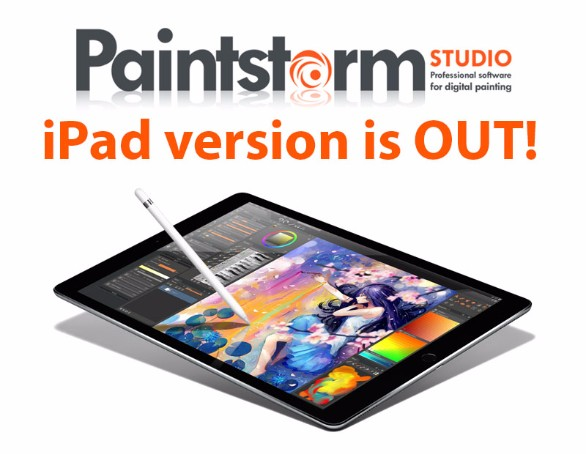 Paintstorm-iPad