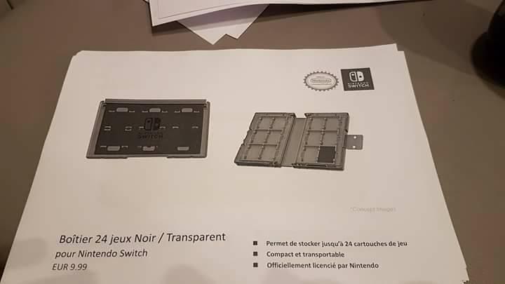 Фото дня: аксессуары для Nintendo Switch и стоимость консоли