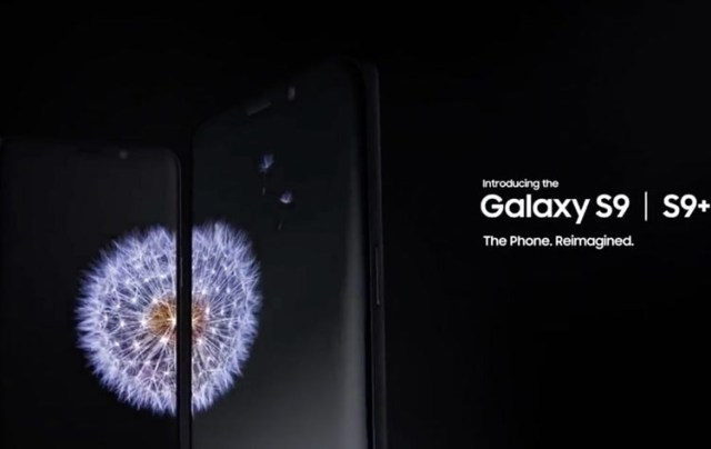 01 MWC 2018: Официальный видеоролик к запуску Samsung Galaxy S9