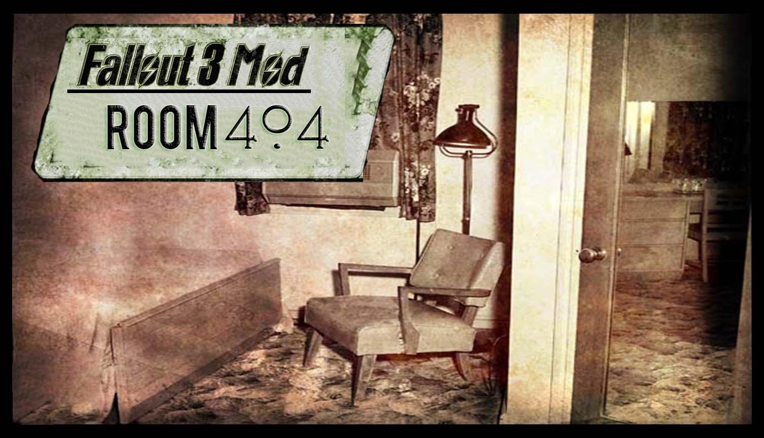 Fallout3 ROOM 404