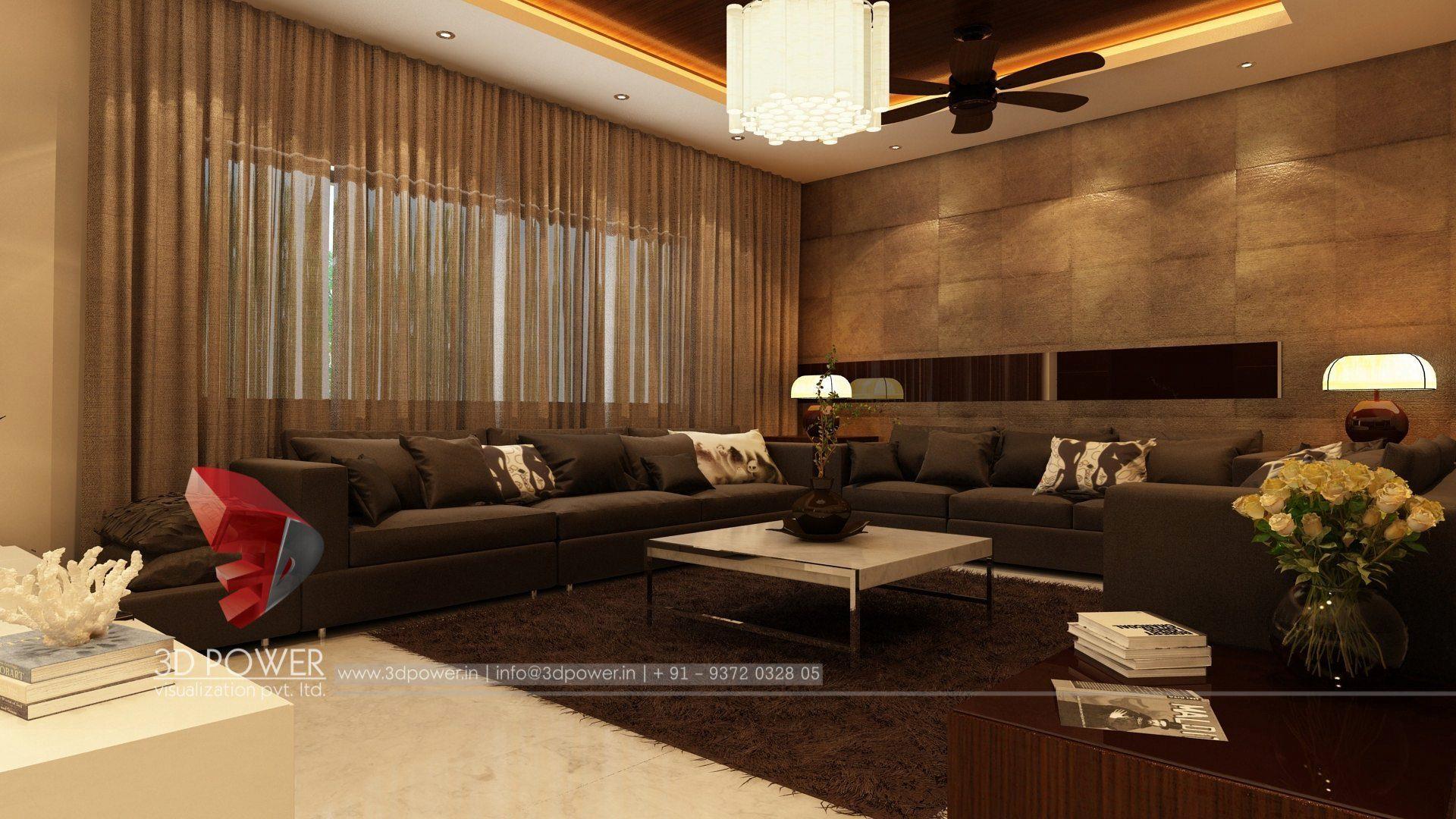 3D Interior Design & Rendering Services