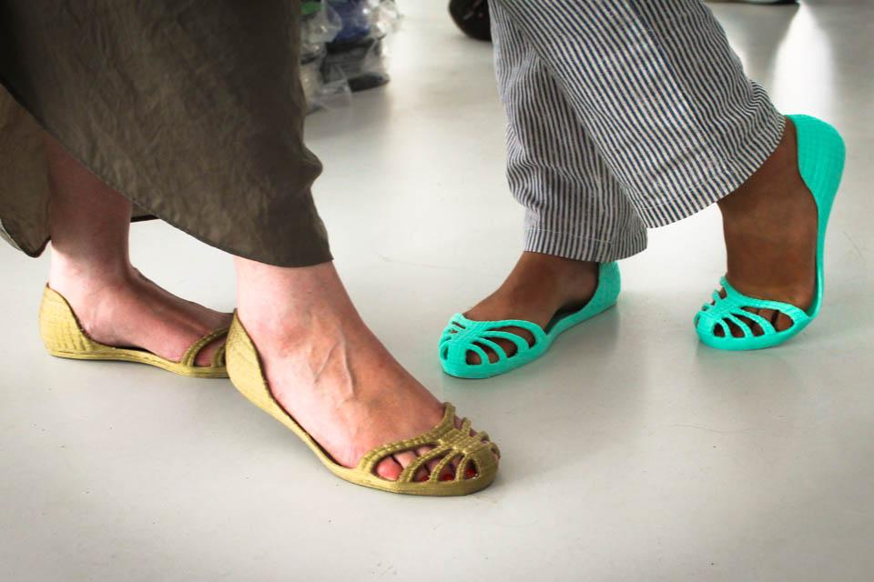 Recreus Designs Comfortable 3D Printable Womens Sandals