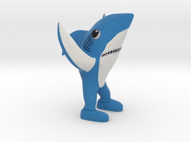 3D Printed Left Shark