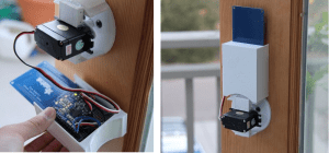 » Convert Your Front Door Lock to an NFC System Using a