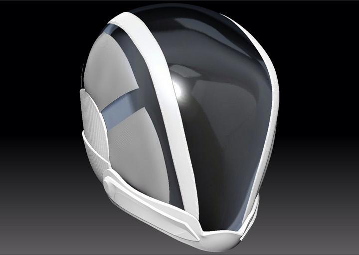 3dsphere Builds A Very Cool 3d Printed Dj Helmet 3dprint