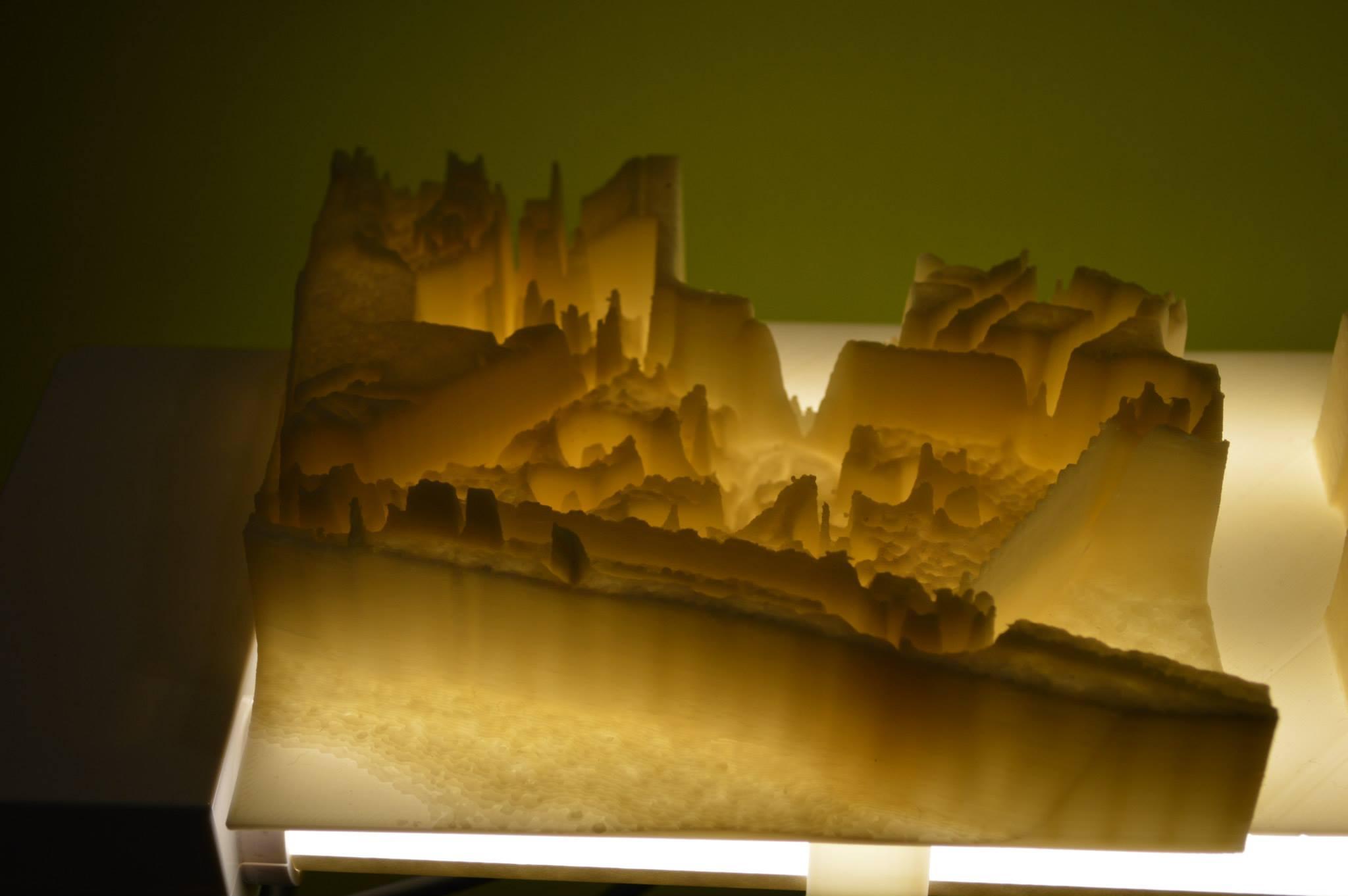 LulzBots Amazingly Thick 3D Printed Lithophanes Stun