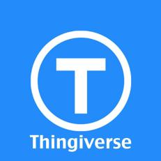 Image result for thingiverse icon